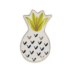 Imagem de Porta-jóias e Bijuterias Prato Abacaxi Pequeno