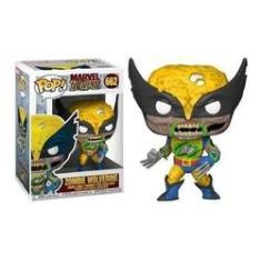 Imagem de Funko Pop! Marvel: Zombies - Zombie Wolverine #662 Exclusive