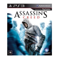 Jogo Assassin's Creed PlayStation 3 Ubisoft