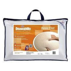 Imagem de Travesseiro Basic Flat Látex - Dunlopillo - 50x70cm