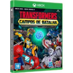 Imagem de Jogo Transformers: Campos de Batalha Xbox One Outright Games