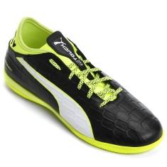 c60583d5d6 Foto Tênis Puma Masculino Evotouch 3 IT Futsal