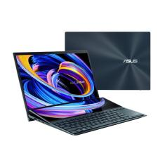 "Notebook Asus Zenbook Duo UX482EG-KA174T Intel Core i7 1165G7 14"" 16GB SSD 1 TB 11ª Geração"