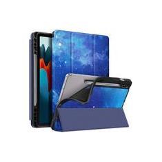 Imagem de Fintie Slim Case para Samsung Galaxy Tab S7 11'' 2020 (Modelo SM-T870/T875/T878) com suporte de caneta S embutido, soft TPU Smart Stand Back Cover Auto Wake/Sleep Feature, Starry Sky