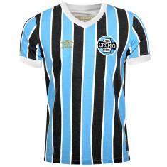 Camisa Grêmio 1983 Retrô Masculino Umbro bb0e4edbe9bea