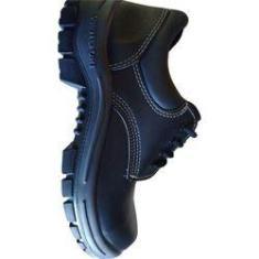 Imagem de Sapato de Segurança Cadarço Microfibra Solado Bidensidade Biq Composite
