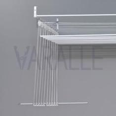 Imagem de Varal de 10 Varetas Individuais - 1,00 metro