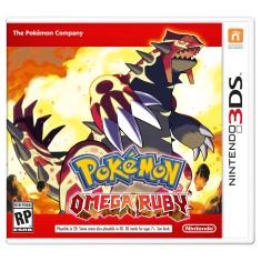 Jogo Pokémon Omega Ruby Nintendo 3DS