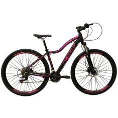 Imagem de Bicicleta KSW Lazer 27 Marchas Aro 29 Suspensão Dianteira Freio a Disco Hidráulico Mwza