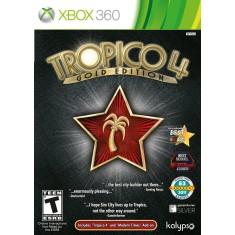 Jogo Tropico 4: Gold Edition Xbox 360 Kalypso Media