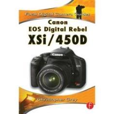 Imagem de Canon EOS Digital Rebel XSi/450D