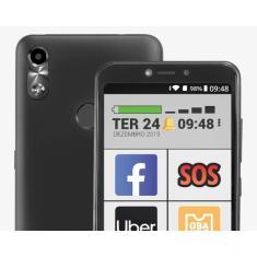 Imagem de Smartphone Obabox ObaSmart 3 16GB Android 5.0 MP 2 Chips