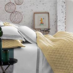 Imagem de Kit Colcha / Cobre leito Queen 300 fios Fashion Naturalle - Sultan