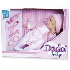 Imagem de Boneca Bebê Dodói Baby Super Toys