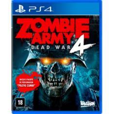 Jogo Zombie Army 4: Dead War PS4 Rebellion