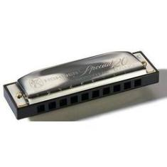 Gaita Harmônica Hohner Special 20 560/20 Diatônica - La (A)