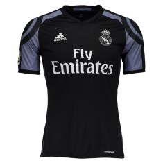 Camisa infantil Real Madrid III 2016 17 sem Número Torcedor Infantil ... eea67417f464f
