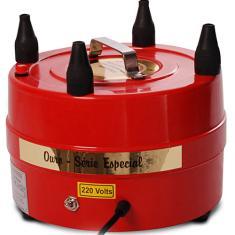 Imagem de Compressor de Ar para Inflar Balões IB-04 Ouro - Bônus Infladores