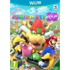 Jogo Mario Party 10 Wii U Nintendo