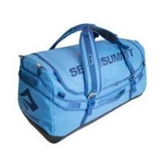 Imagem de Mala De Mão Grande 90 Litros Sea To Summit Duffle Bag Viagem