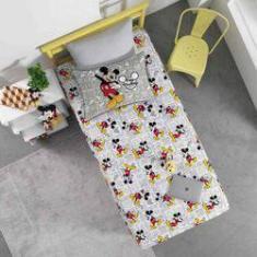 Imagem de Jogo De Cama Infantil Menino Disney Joy Mickey Fun Portallar