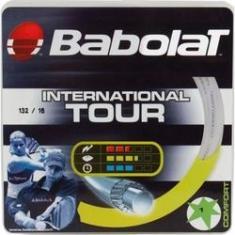 Imagem de Corda Babolat International Tour 16 1.32mm 12m Tripa Sintética Natural - Set Individual