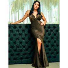 Imagem de Vestido Limone com fenda lateral
