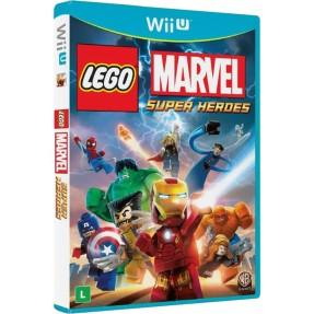 Jogo Lego Marvel Super Heroes Wii U Warner Bros