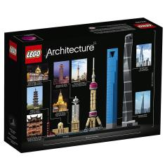 Imagem de LEGO Architecture Xangai 597 Peças - 21039