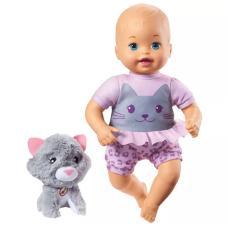 Imagem de Boneca Little Mommy Pet De Pelúcia Mattel