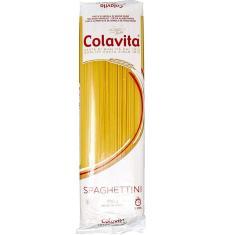 Imagem de Macarrão Spaghettini COLAVITA Grano Duro 500g