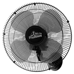 Imagem de Ventilador de Parede Venti-Delta Premium 50 cm 4 Pás 3 Velocidades