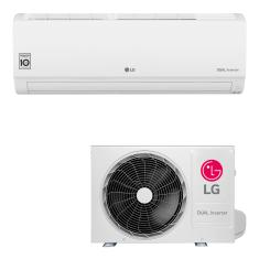 Ar-Condicionado Split LG 9000 BTUs Frio S4-Q09WA51