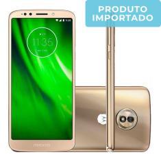 272a18536 Smartphone Motorola Moto G G6 Play XT1922-3 Importado 32GB 2 Chips ...
