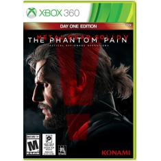 Jogo Metal Gear Solid V: The Phantom Pain Xbox 360 Konami