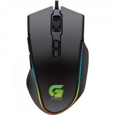 Imagem de Mouse Gamer Óptico USB PRO M9 RGB - Fortrek