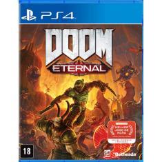Jogo Doom Eternal PS4 Bethesda
