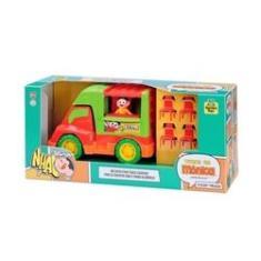 Imagem de Carrinho de Brinquedo Food T. Mônica Samba Toys