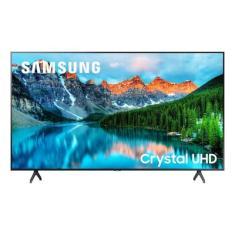 "Smart TV LED 65"" Samsung Crystal 4K BE65T-H 3 HDMI"