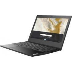 """Imagem de Notebook Lenovo Chromebook 11IGL05 Intel Celeron N4020 11,6"""" 4GB eMMC 32 GB Chrome OS Wi-Fi"""