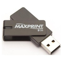 Pen Drive Maxprint 8 GB USB 2.0 Twist