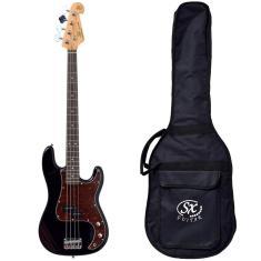 Imagem de Baixo SX SPB62 BK  Precision Bass 4 Cordas Com Bag
