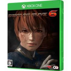 Jogo Dead or Alive 6 Xbox One Tecmo