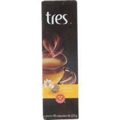 Imagem de Cápsula de Café Tres com 10 Unidades de 11g Cappuccino Classic