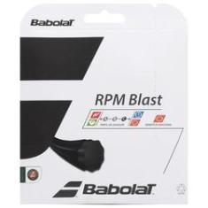 Imagem de Corda Babolat RPM Blast Rough 16 1.30mm 11,75m  Flúor - Set Individual