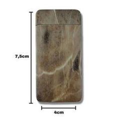 Imagem de Isqueiro Eletrônico de Plasma Bateria Recarregável USB