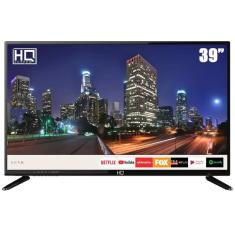 "Smart TV LED 39"" HQ HDR HQSTV39NK 2 HDMI"