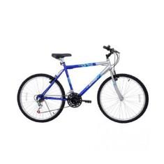 Bicicleta Cairu 21 Marchas Aro 26 Freio V-Brake Flash