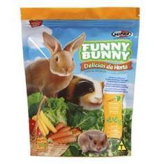 Imagem de Ração Supra Funny Bunny Delícias Da Horta 500G