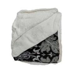 Imagem de Cobertor Sherpa Dupla Face Casal 2,00m x 2,30m -  - Realce Premium - Sultan